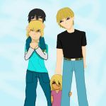 Ronald's Family by Jazzds