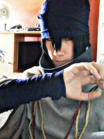 Naruto The Last Sasuke Uchiha WIP by SaskeyAVENGED