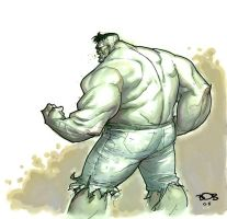 More Hulk by Rivard