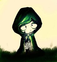 Green Riding Hood by Nikui-chan97