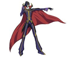 The Zero - Lelouch by Lex47