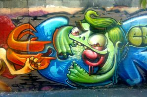 eat letters by thezork