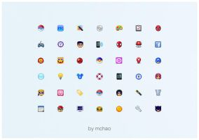 16px icon by mchaoo
