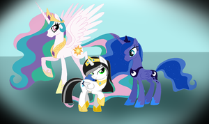 The 3  Sisters by ITZELDRAG108