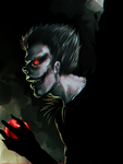 Death Note: The Instigator by swift-winged-soul