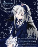 Color Suigintou by KinShady
