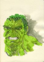 -- I'm always angry (II) by crisurdiales