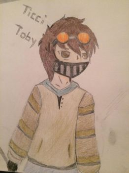 Ticci Toby by jigglypuff12345