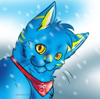 Let It Snow .:Request:. by sketcher216