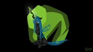 Sad Chrysalis 1920 by mysticalpha