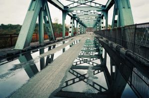 The old bridge 03 by klopmaster