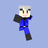 Prussia Minecraft skin by Ltspongebob