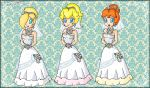 princesses brides by ninpeachlover