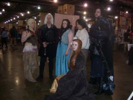 Philly ComicCon 2013 Game of Thrones by Hannah2070