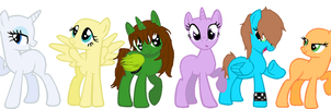 Pony collab by ShannaHeart
