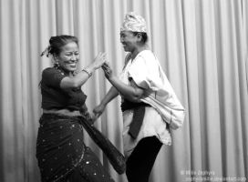 Nepalese Dance by ZephyraMilie
