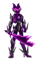 Ultima: Maleficent's Armor by frame10