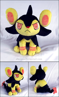 Shiny Luxio by xSystem