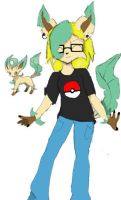 Look I'm a Pokemon by AJgirl