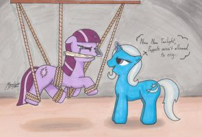 Puppet Master Trixie by MoonlightScribe