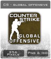 Counter Strike: Global Offensive by antoxa-kms