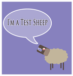 Test Sheep by Astralseed