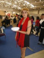 Chindory chan Romics 2008 by axel91