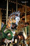 Wooden horses III by MorganeS-Photographe