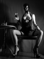 Wine, women and... chains 2 by MrMichaelM