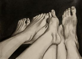 Feet! by LinzMW