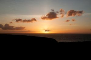 Cornwall sunset stock-2 by Random-Acts-Stock