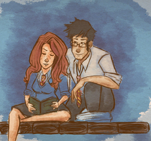 Bug off, Potter. by PitterParter
