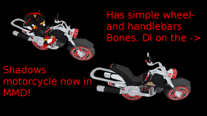 MMD Shadows Motorcycle + Dl UPDATE by McChipy