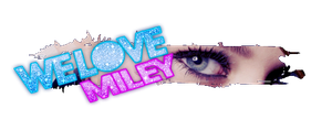 miley text png by OriginalSiteMC