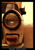 Strangers Car by here-in-my-head