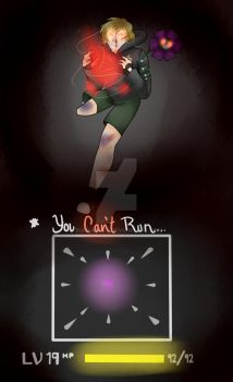 Cant Run From Me by buni-apple