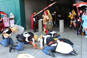 anime expo 2014  gathering 6 by antshadow13