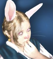 White Rabbit - Self by nellylover