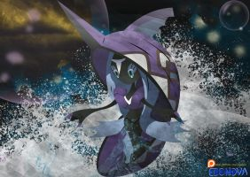 Tapu Fini - Water Guardian