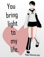 [VR-Valentines Cards] Silver Lining by V--R