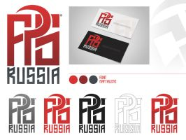 FPS Russia Logo - Identity by ShindaTravis