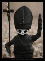 Black Pope by torvenius