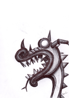 Mast Head from Gift of The Night Fury (HTTYD) by icypopper12