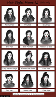 Asami Hair Meme by LibraK