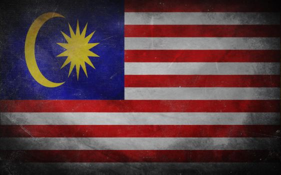 Flag of Malaysia by arj-89