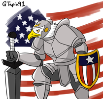 Freedom Knight by Gtapia91