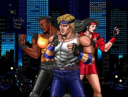 Streets of Rage by Vladsnake