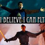 I Believe I can Fly by Nero749
