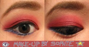 I love red and blue together by Sophie-shoots