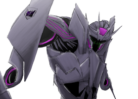 TFP Soundwave by DeviantDolphinART